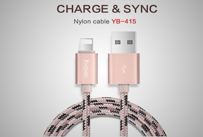 Yoobao USB Cable - Lightning- YB415